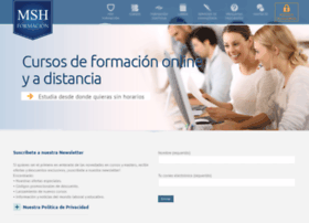 Mshformacion.es thumbnail