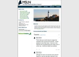 Msln.net thumbnail