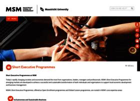 Msm-executive-education.nl thumbnail
