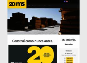 Msmaderas.com.ar thumbnail