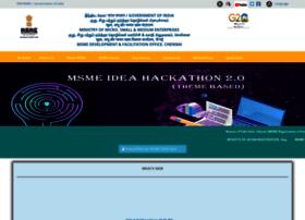 Msmedi-chennai.gov.in thumbnail