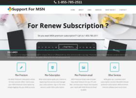 Msn-subscription.vtekhelp.com thumbnail