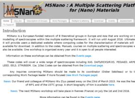 Msnano.org thumbnail