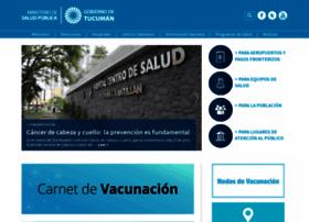 Msptucuman.gov.ar thumbnail