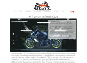 Mt07ukowners.co.uk thumbnail