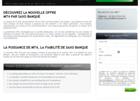 Mt4saxobanque.fr thumbnail