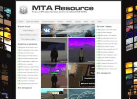 Mta-resource.ru thumbnail