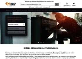 Mtd-electromenager.fr thumbnail