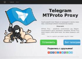 Mtproto.info thumbnail