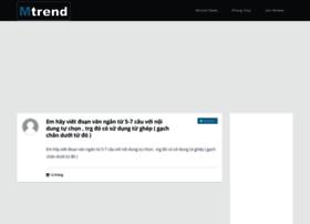 Mtrend.vn thumbnail