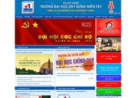 Mtu.edu.vn thumbnail