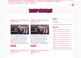 Mtvshows.website thumbnail