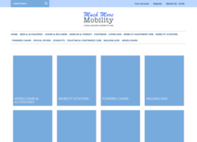 Muchmoremobility.co.uk thumbnail