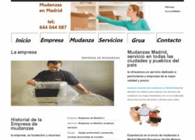 Mudanzamadrid.com.es thumbnail