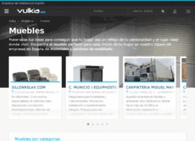 muebles.vulka.es at Website Informer. Muebles. Visit Muebles Vulka.