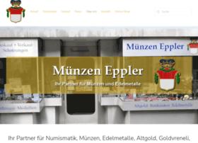 Muenzeneppler.ch thumbnail