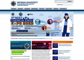 Muet.edu.pk thumbnail