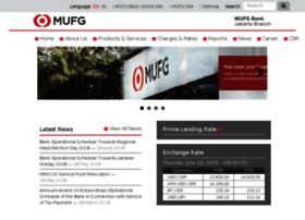 Mufg.co.id thumbnail