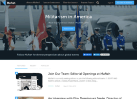 Muftah.org thumbnail