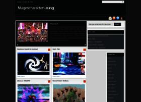 Mugencharacters.org thumbnail