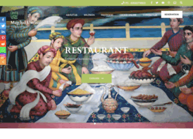 Mughal-darbar.com thumbnail