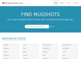 Mugshotsnow.com thumbnail