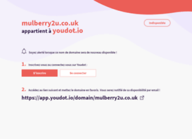 Mulberry2u.co.uk thumbnail