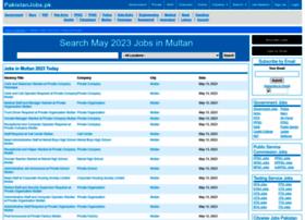 Multan.pakistanjobs.pk thumbnail