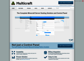 Multicraft.org thumbnail