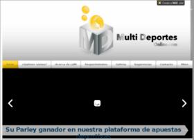 Multideportesonline.com thumbnail