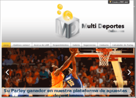 Multideportesonline.com.ve thumbnail