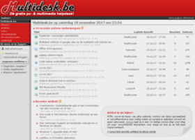 Multidesk.be thumbnail