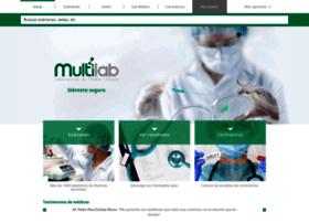 Multilab.com.pe thumbnail