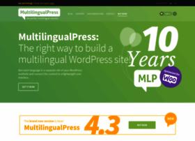 Multilingualpress.org thumbnail