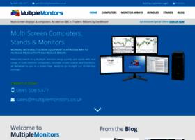 Multiplemonitors.co.uk thumbnail