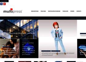 Multipress.com.mx thumbnail