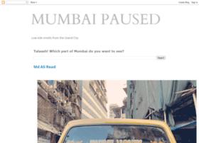 Mumbaipaused.blogspot.com thumbnail