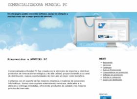 Mundialpc.com.mx thumbnail