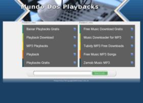 Mundodosplaybacks.com.br thumbnail
