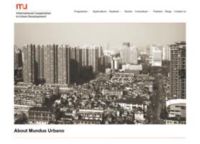 Mundus-urbano.eu thumbnail