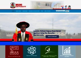 Muni.ac.ug thumbnail