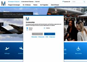 Munich-airport.de thumbnail