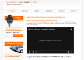 Munich-parkandfly.de thumbnail