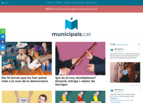 Municipals.cat thumbnail