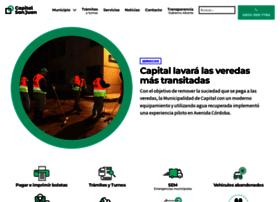 Municipiosanjuan.gov.ar thumbnail