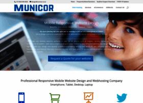 Municor.co.za thumbnail