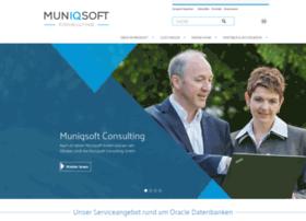 Muniqsoft-consulting.de thumbnail