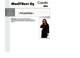 Muoti-hovi.fi thumbnail
