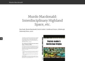 Murdomacdonald.wordpress.com thumbnail