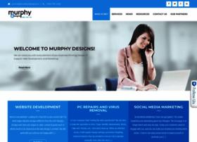 Murphydesigns.ca thumbnail